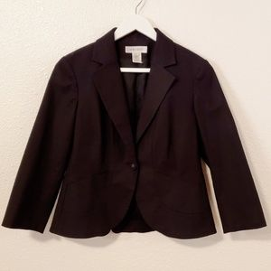 Nine West One Button Blazer / Coat